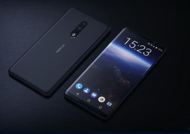 Ngắm Nokia 9 với màn hình vô cực và camera kép