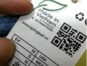 Hàng nhập khẩu vào Việt Nam phải có nhãn phụ bằng tiếng Việt