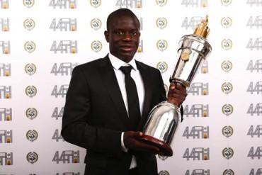 N'Golo Kante, Dele Alli giành danh hiệu Cầu thủ xuất sắc nhất năm của PFA