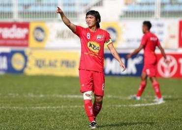 11 cầu thủ HAGL được triệu tập lên đội tuyển U22 Việt Nam