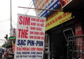 SIM chỉ được cấp tại điểm cung cấp dịch vụ viễn thông