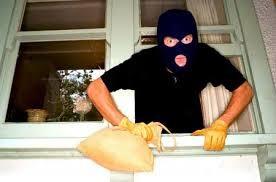 Đề phòng trộm trong mùa nóng