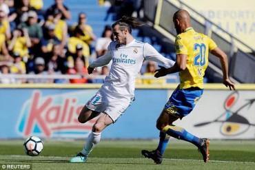 Las Palmas 0-3 Real Madrid: Không C.Ronaldo, song sát tỏa sáng