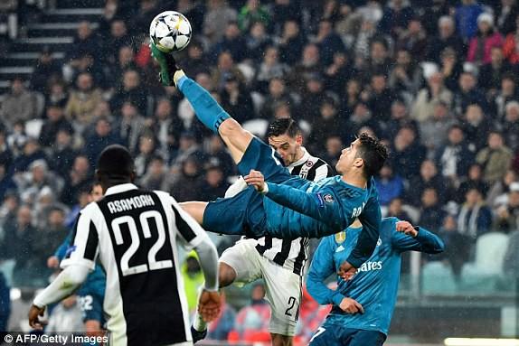 Juventus 0-3 Real Madrid: Tuyệt đỉnh CR7