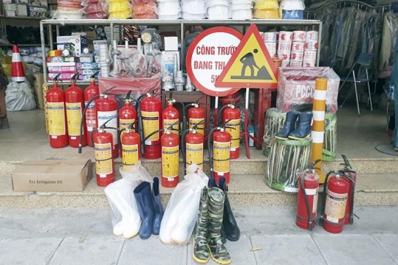 """Kỳ 7: Dấu hỏi mang tên """"thiết bị phòng cháy, chữa cháy"""""""