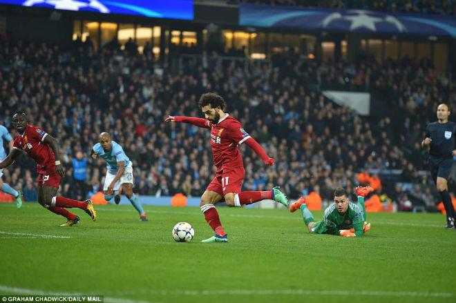 Man City 1-2 Liverpool: Thành quả xứng đáng