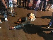 Tài xế kéo lê người trên phố Hà Nội có thể bị quy tội danh nào?