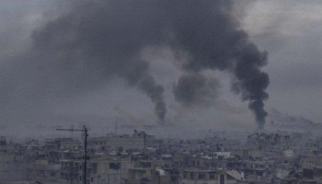 Mỹ, Anh, Pháp tiến công Syria