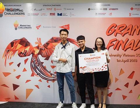 Hơn 300 sinh viên tham gia 'sân chơi' marketing chuyên nghiệp