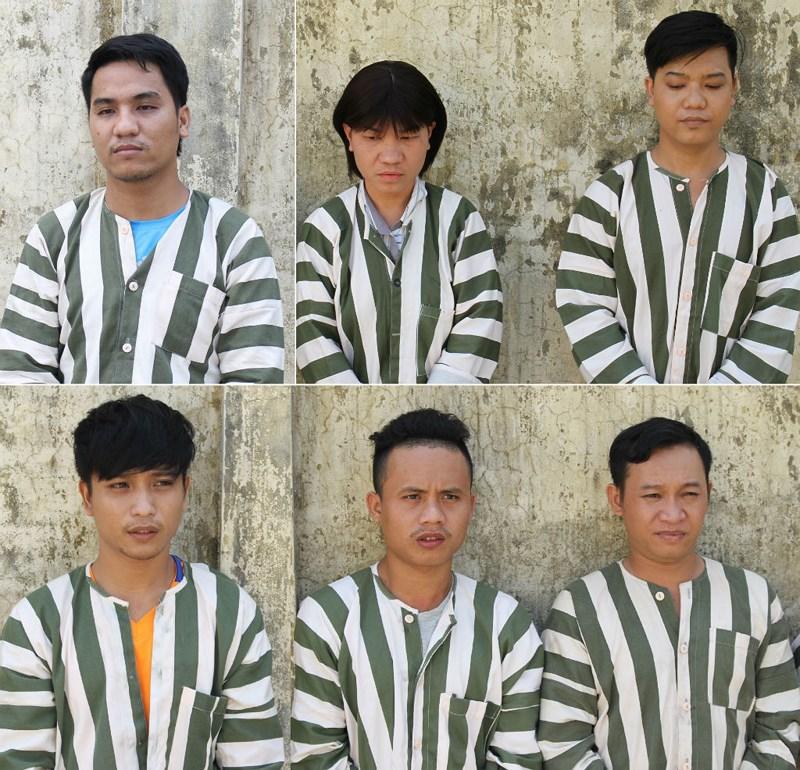 Bắt trói con nợ, 6 người bị khởi tố
