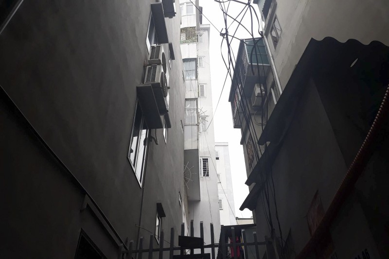 Tiềm ẩn nguy cơ cháy nổ tại các chung cư mini