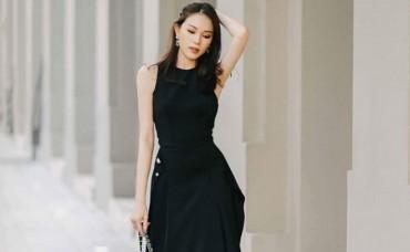 Quý cô thời trang Việt bùng nổ với phong cách street style tối giản