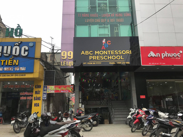 gia dinh dong y tha loi cho co giao danh tre tai lop hoc