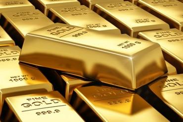 Cuối tuần, giá vàng trong nước giảm sâu