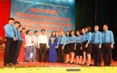 Chủ tịch UBND Thành phố Hà Nội Nguyễn Đức Chung đối thoại với đại biểu và CNLĐ
