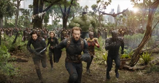 Avengers: Cuộc chiến vô cực chưa công chiếu đã lập kỷ lục bán vé