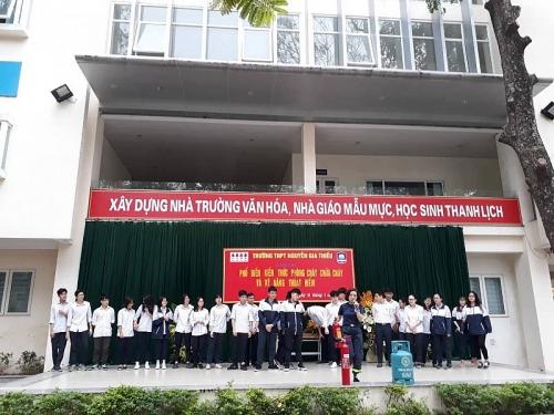 Phòng cháy, chữa cháy tại các cơ sở giáo dục: Không thể coi thường (Kỳ 1)