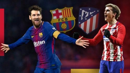 Barcelona - Atletico Madrid: Đòn quyết định