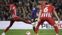Barcelona 2-0 Atletico Madrid: Nou Camp mở hội