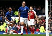 Everton 1-0 Arsenal: Bước hụt đáng tiếc