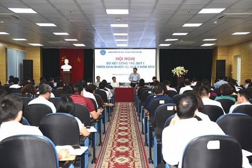 BHXH TP Hà Nội: Nâng cao trách nhiệm của cá nhân trong thực hiện nhiệm vụ