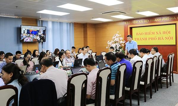 BHXH Việt Nam: Tập huấn về sử dụng và khai thác dữ liệu tập trung của ngành