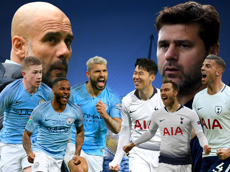 Man City - Tottenham: Điểm tựa Etihad