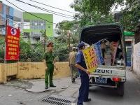 Ban chỉ đạo 197 quận Ba Đình: Bảo đảm văn minh, trật tự đô thị