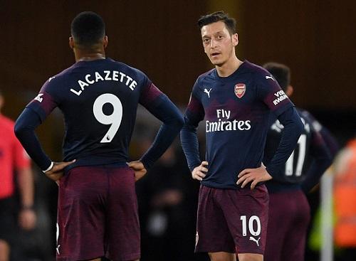 Wolves 3-1 Arsenal: 'Pháo thủ' tự bắn vào chân