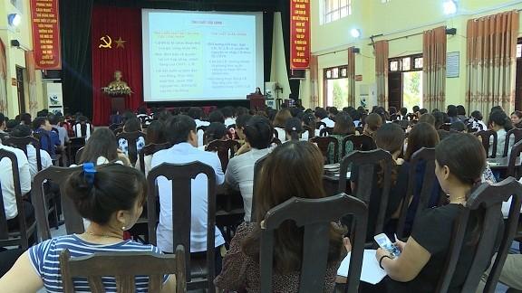 LĐLĐ huyện Ứng Hòa: Hướng về cơ sở  để thực hiện tốt nhiệm vụ