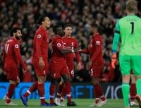 Liverpool 5-0 Huddersfield: Tạo hưng phấn trước đại chiến với Barcelona