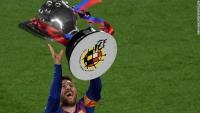 Barcelona 1-0 Levante: Barca vô địch La Liga sớm trước 3 vòng đấu