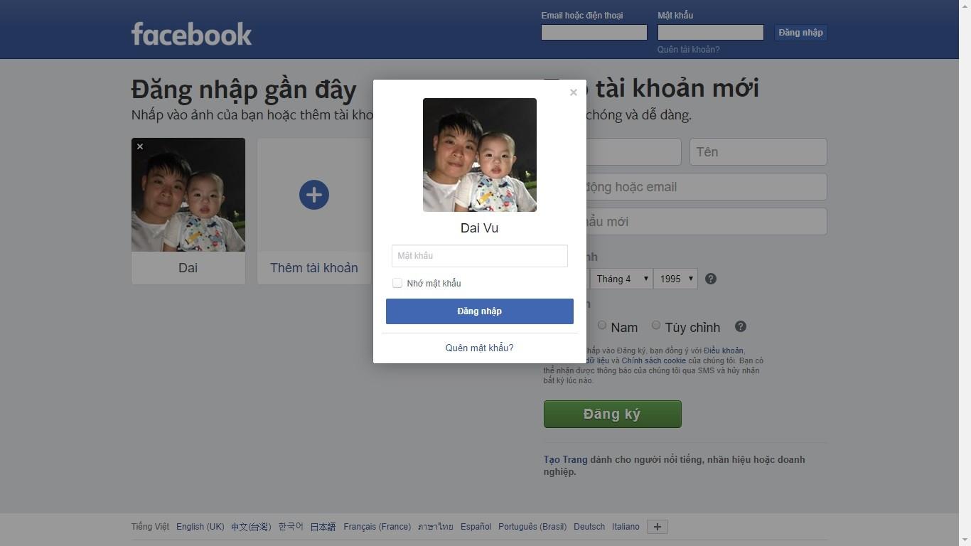 cach dang xuat tai khoan facebook va messenger khoi tat ca cac thiet bi