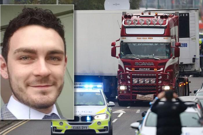 Lái xe vụ 39 thi thể trong container ở Anh nhận tội ngộ sát