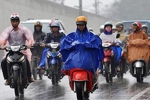 Đợt không khí lạnh mới lại sắp tràn về miền Bắc gây mưa dông, gió rét