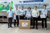 """Nhân viên Vinamilk """"góp bước đi"""" để gây quỹ giúp gần 6.000 trẻ em khó khăn phòng ngừa COVID-19"""