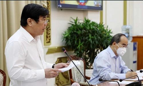 TP.HCM kiến nghị Chính phủ cho phép mở lại một số hoạt động thiết yếu
