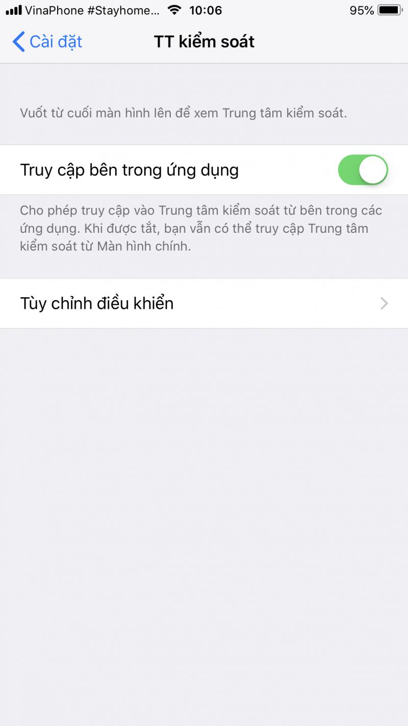 meo tang hoac giam nhanh co chu tren iphone