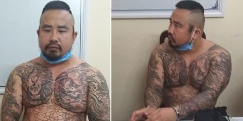 Sa lưới sau 11 năm trốn truy nã vì tội giết người