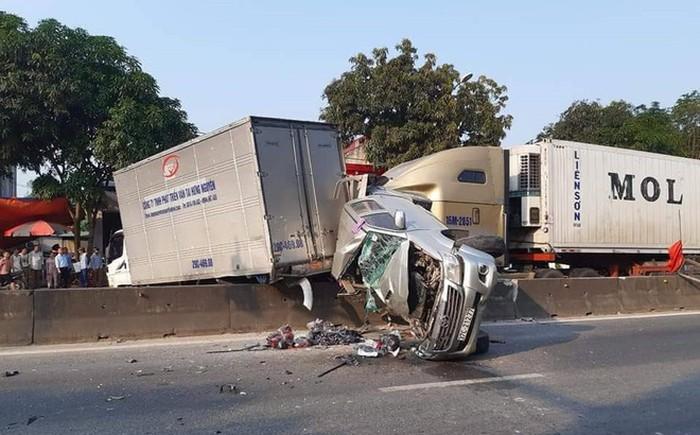 Tai nạn giao thông trong 4 tháng dịch Covid-19 giảm mạnh