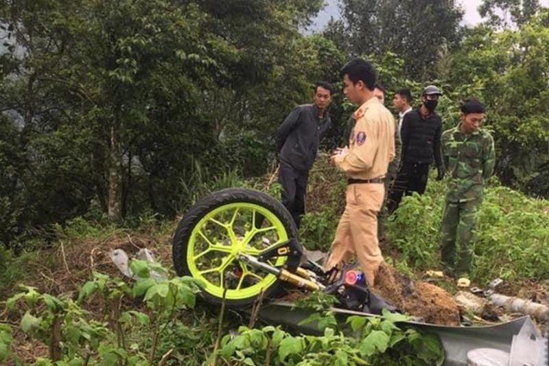 Danh tính 4 nạn nhân tử vong vụ tai nạn khiến ô tô rơi xuống vực ở Tam Đảo