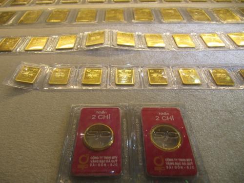 Giá vàng nhẫn bất ngờ tăng mạnh