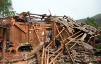 Sau các trận mưa đá, Lai Châu khuyến cáo người dân lợp nhà bằng mái tôn
