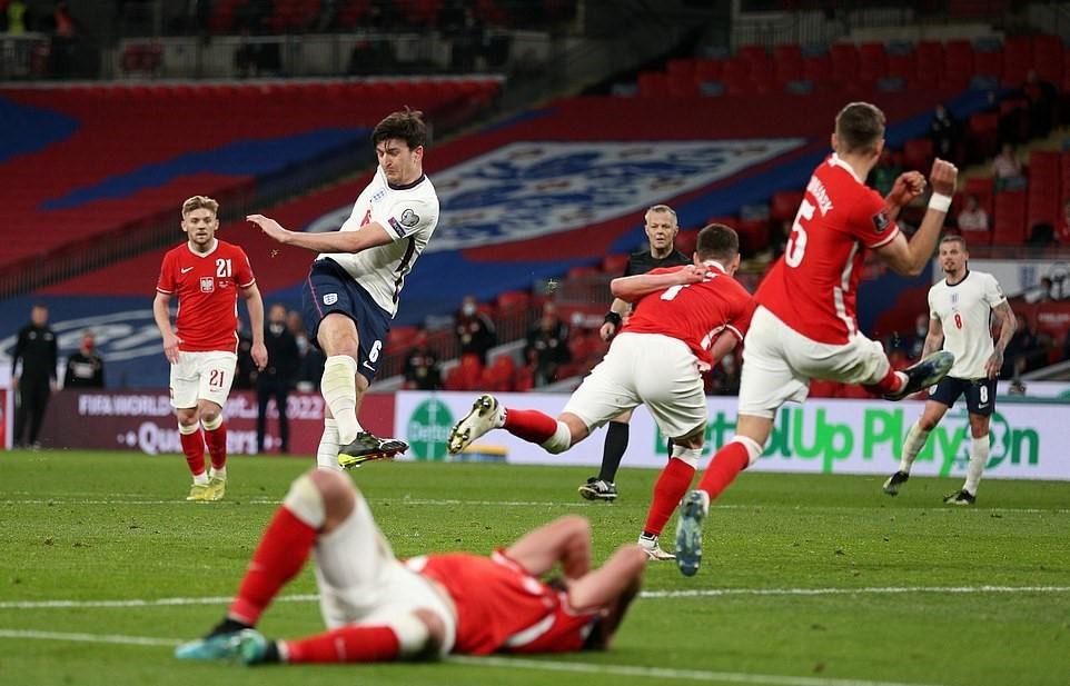 Anh 2-1 Ba Lan: Chiến thắng nghẹt thở