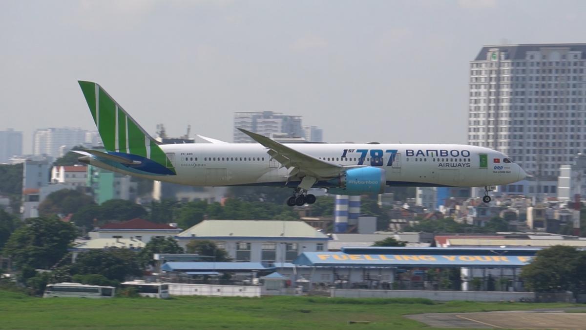 Bamboo Airways xác nhận, hãng vừa được Hội đồng sân bay Vương quốc Anh cấp slot (lượt cất, hạ cánh) bay tại sân bay Heathrow (Thủ đô London, Anh) từ tháng 5/2021.