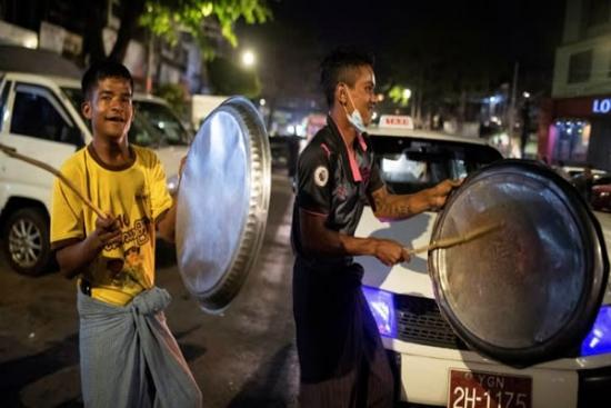 Chính quyền quân sự Myanmar bất ngờ tuyên bố ngừng bắn trong 1 tháng