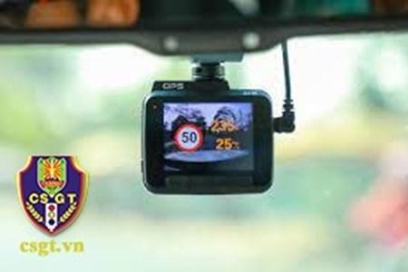 Ôtô lắp camera hành trình không lưu trữ hình ảnh bị xử phạt ra sao?
