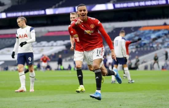 Tottenham 1-3 M.U: Quỷ đỏ ngược dòng ấn tượng