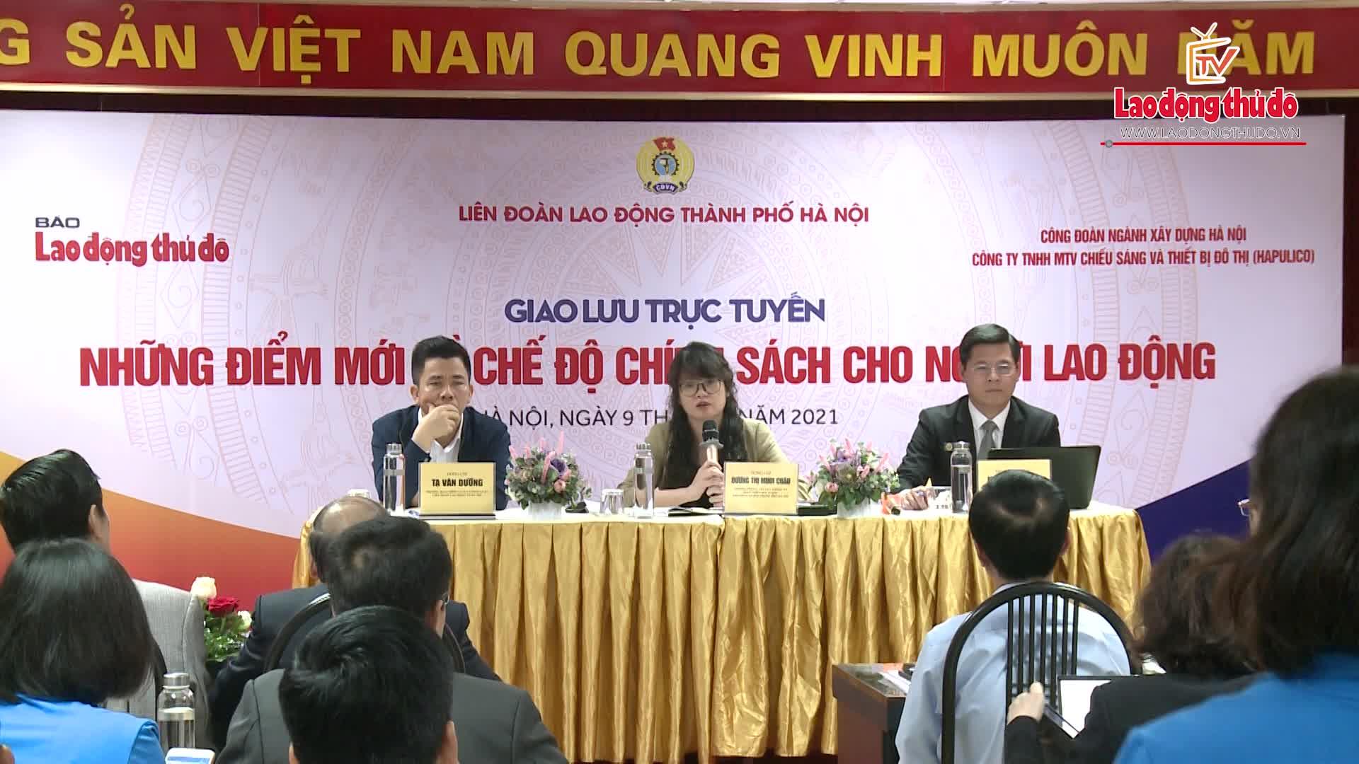Tư vấn pháp luật cho người lao động góp phần xây dựng mối quan hệ hài hòa với doanh nghiệp