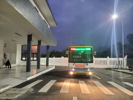 Đà Nẵng dừng phát triển xe buýt BRT vì không phù hợp thực tế